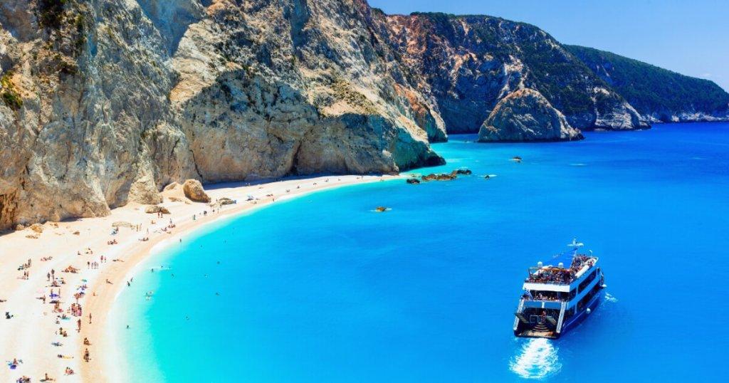 Лефкада Грција