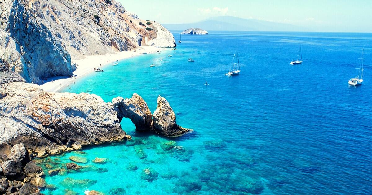 Пилион Грција